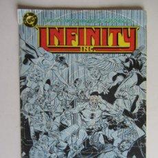Cómics: INFINITY Nº 9 DC EDICIONES ZINCO ARX145. Lote 285463218