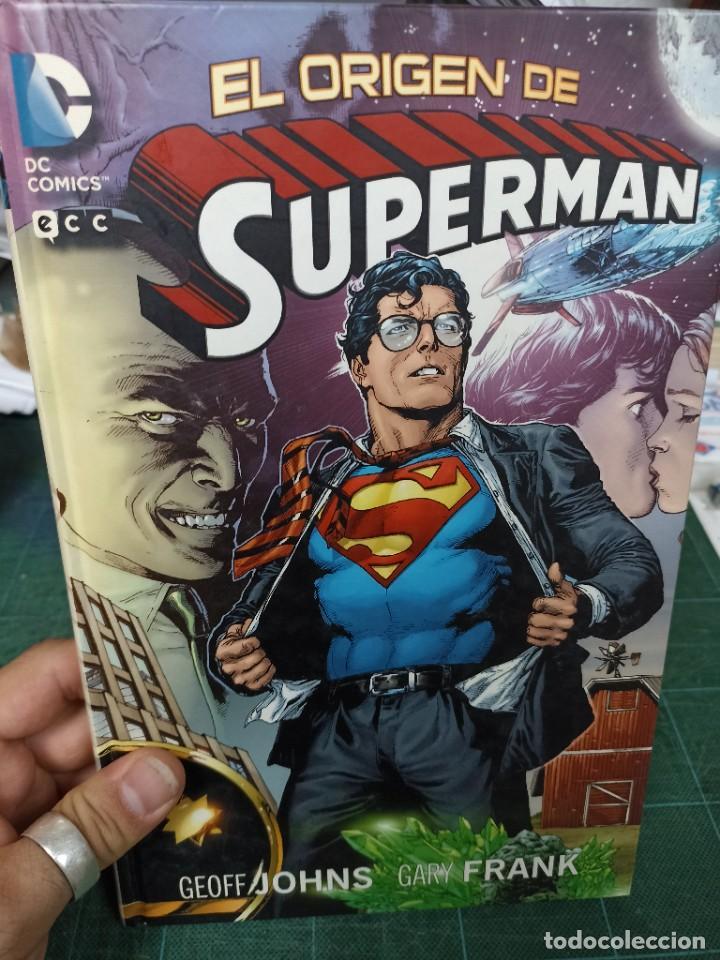 EL ORIGEN DE SUPERMAN (Tebeos y Comics - Zinco - Superman)