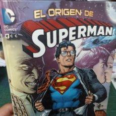 Cómics: EL ORIGEN DE SUPERMAN. Lote 286052303