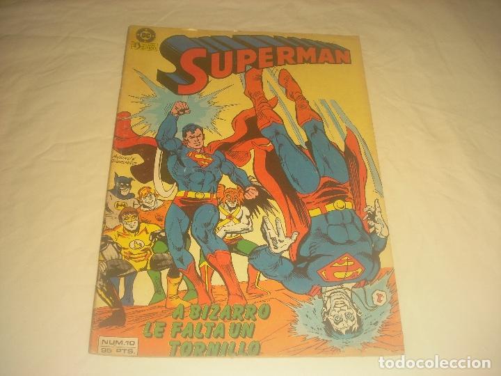 SUPERMAN N. 10 . DC. (Tebeos y Comics - Zinco - Superman)