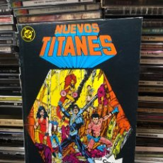 Cómics: NUEVOS TITANES EL FIN DE H.I.V.E RETAPADO 8 NUMEROS DEL 36 AL 40. Lote 286328518