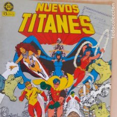Cómics: NUEVOS TITANES Nº 1. ZINCO 1984. Lote 286344193