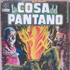 Cómics: LA COSA DEL PANTANO Nº 9. PRELUDIO PARA EL HOLOCAUSTO. ZINCO 1984.. Lote 286345368