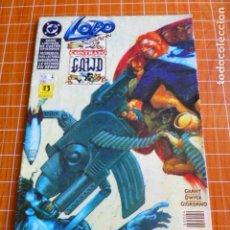 Cómics: COMIC LOBO CONTRATO SOBRE GAWD Nº 4. Lote 286422533