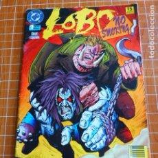 Cómics: COMIC LOBO NO SMOKING. Lote 286422998