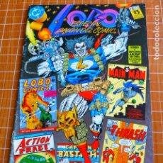 Cómics: COMIC LOBO ESPECIAL SALON DEL COMIC. Lote 286423403