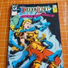 Cómics: DC DRAGONLANCE Nº 3 ATRAPADA ENTRE PESADILLAS DE ZINCO. Lote 286429358