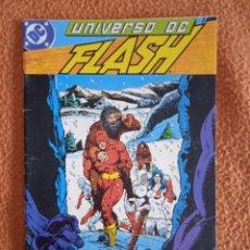 Comics : UNIVERSO DC 9 FLASH ESPECIAL 52 PAGINAS. Lote 286487128