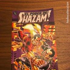 Cómics: EL PODER DE SHAZAM, EDICIONES ZINCO. Lote 286781863