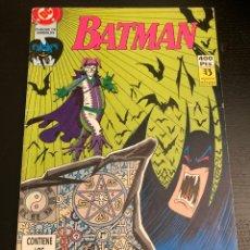 Cómics: BATMAN. CHOQUE DE SÍMBOLOS.. Lote 286896503