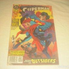Cómics: SUPERMAN 22 DC . TRAMPA MORTAL.. Lote 287002243