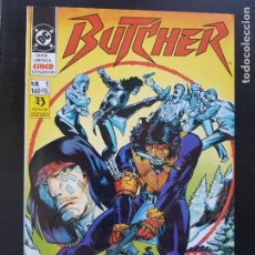 Cómics: TEBEO / CÓMIC MUY BIEN BUTCHER N⁰ 1 SÚPER HÉROES ZINCO 1991. Lote 287079623
