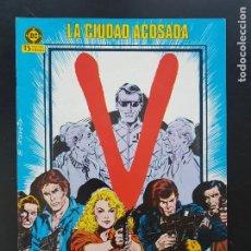 Cómics: TEBEO / CÓMIC MUY BIEN V N⁰ 1 LA CIUDAD ACOSADA ZINCO 1981. Lote 287123803