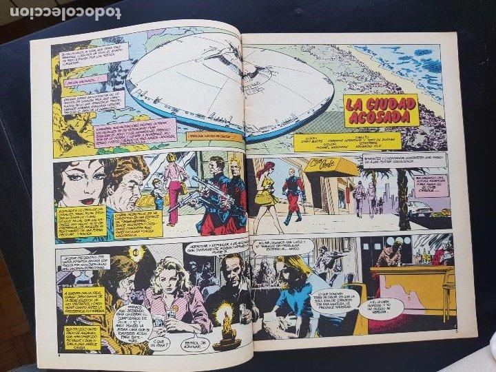 Cómics: TEBEO / CÓMIC MUY BIEN V N⁰ 1 LA CIUDAD ACOSADA ZINCO 1981 - Foto 2 - 287123803
