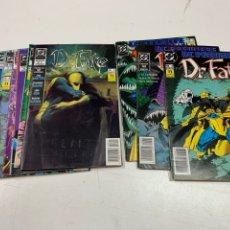 Cómics: LOTE DE 12 EJEMPLARES DR. FATE. DC CÓMICS. EDICIONES ZINCO. AÑOS 80.. Lote 287314238