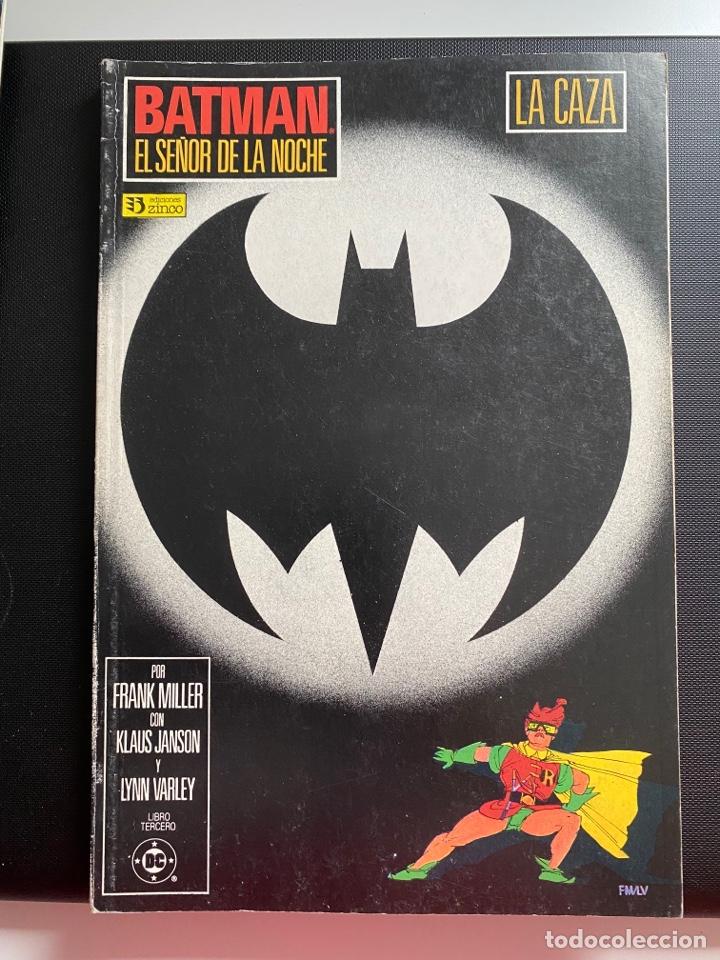 Cómics: Batman: el regreso del señor de la noche - completa 4 números - Zinco - Foto 3 - 287481088