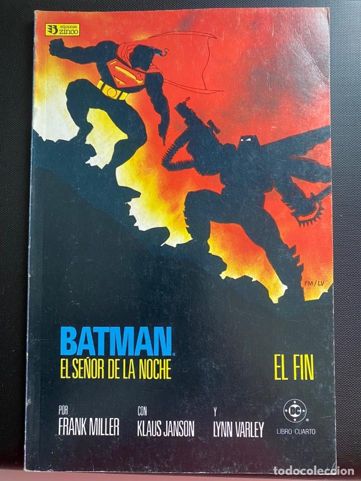 Cómics: Batman: el regreso del señor de la noche - completa 4 números - Zinco - Foto 4 - 287481088
