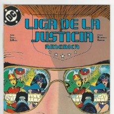 Cómics: ZINCO. LIGA DE LA JUSTICIA. AMÉRICA. 24.. Lote 287493863