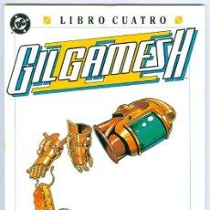 Comics: ZINCO. GILGAMESH. LIBRO CUATRO. STARLIN. OLIFF. 4. Lote 287493953