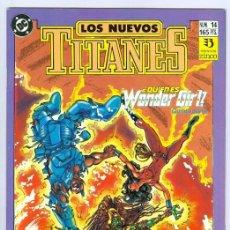 Cómics: ZINCO. LOS NUEVOS TITANES. 14.. Lote 287493733