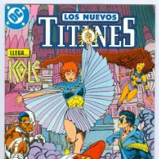Cómics: ZINCO. LOS NUEVOS TITANES. 9. Lote 287493738