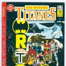 Cómics: ZINCO. LOS NUEVOS TITANES. 19.. Lote 287493768