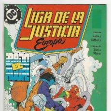 Cómics: ZINCO. LIGA DE LA JUSTICIA EUROPA. 2. Lote 287493793