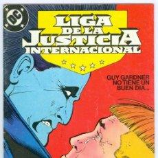 Cómics: ZINCO. LIGA DE LA JUSTICIA. INTERNACIONAL. 15.. Lote 287493878