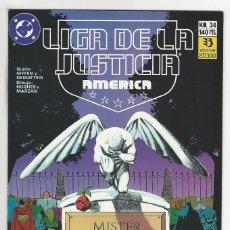 Cómics: ZINCO. LIGA DE LA JUSTICIA. AMÉRICA. 34.. Lote 287493898