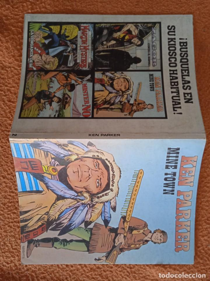 Cómics: Ken Parker 2 Zinco - Foto 2 - 287665453