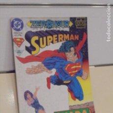 Cómics: SUPERMAN ZERO HOUR HORA CERO NUMERO EXTRA DC - ZINCO. Lote 287784353