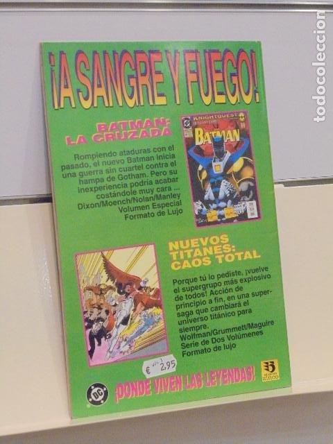 Cómics: SUPERMAN EL HOMBRE DE ACERO Nº 7 DC - ZINCO OFERTA - Foto 2 - 287929513