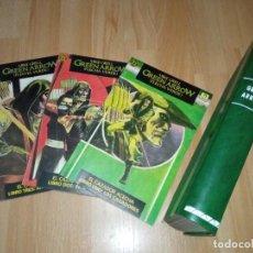 Cómics: 'GREEN ARROW' EDITORIAL ZINCO COMPLETÍSIMA. Lote 288071593