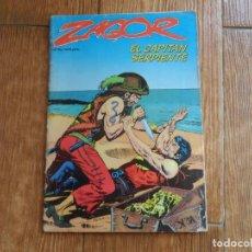 Cómics: ZAGOR Nº 15 EL CAPITAN SERPIENTE. EDICIONES ZINCO.. Lote 288209113