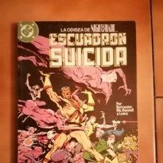 Cómics: RETAPADO ESCUADRON SUICIDA 2 CONTIENE LOS NUMEROS 5 6 7 8 Y ESPECIAL NAVIDAD JOHN OSTRANDER ZINCO. Lote 288291558