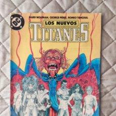 Cómics: LOS NUEVOS TITANES VOL.2 Nº 4 ZINCO. Lote 288352448