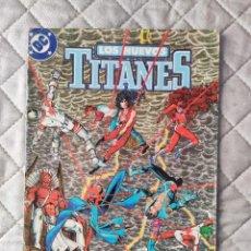 Cómics: LOS NUEVOS TITANES VOL.2 Nº 3 ZINCO. Lote 288352623