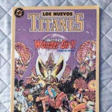 Cómics: LOS NUEVOS TITANES VOL.2 Nº 10 ZINCO. Lote 288352778