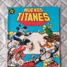 Cómics: NUEVOS TITANES VOL.1 Nº 39 ZINCO. Lote 288353218