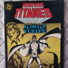 Cómics: NUEVOS TITANES VOL.1 Nº 40 ZINCO. Lote 288353613