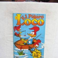 Cómics: EL PAJARO LOCO ( DEL 1 AL 5 ). Lote 288377813