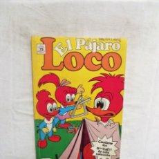Cómics: EL PAJARO LOCO ( DEL 16 AL 21 ). Lote 288378353