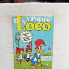 Cómics: EL PAJARO LOCO ( DEL 11 AL 15 ). Lote 288378468