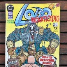 Cómics: LOBO INFANTICIDIO Nº 2 (DE 4). AUTORES KEITH GIFFEN Y ALAN GRANT. EDICIONES ZINCO, JUNIO DE 1993. Lote 288391033