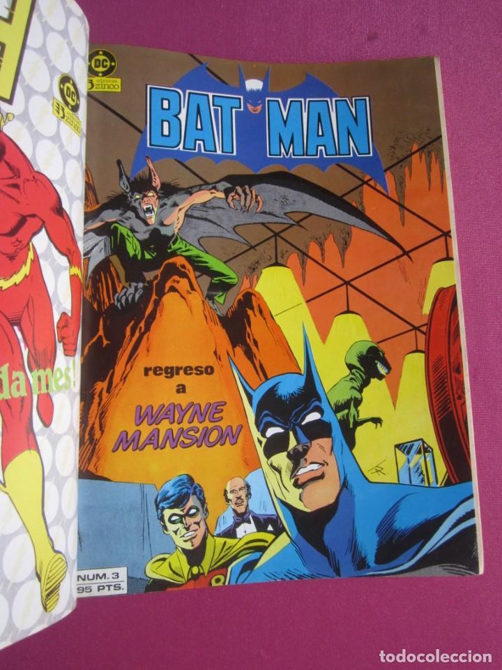 Cómics: BATMAN VOL 1 - 2 3 4 5 TOMO EDITORIAL ZINCO C143 - Foto 2 - 288474423