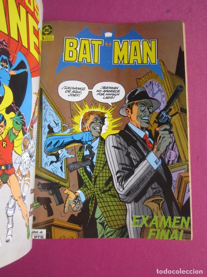 Cómics: BATMAN VOL 1 - 2 3 4 5 TOMO EDITORIAL ZINCO C143 - Foto 3 - 288474423