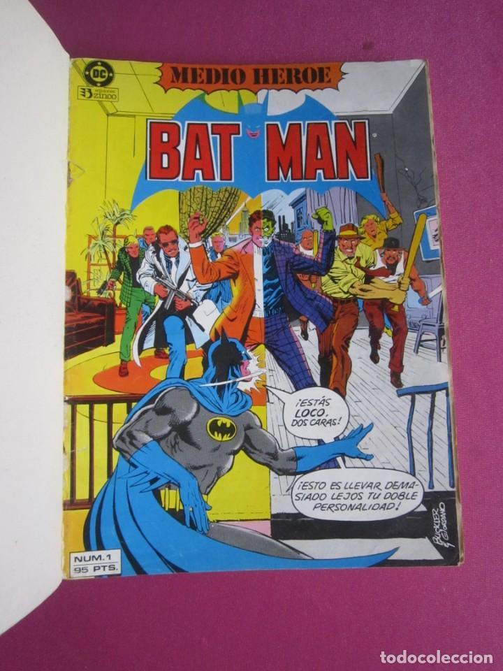 Cómics: BATMAN VOL 1 - 2 3 4 5 TOMO EDITORIAL ZINCO C143 - Foto 6 - 288474423