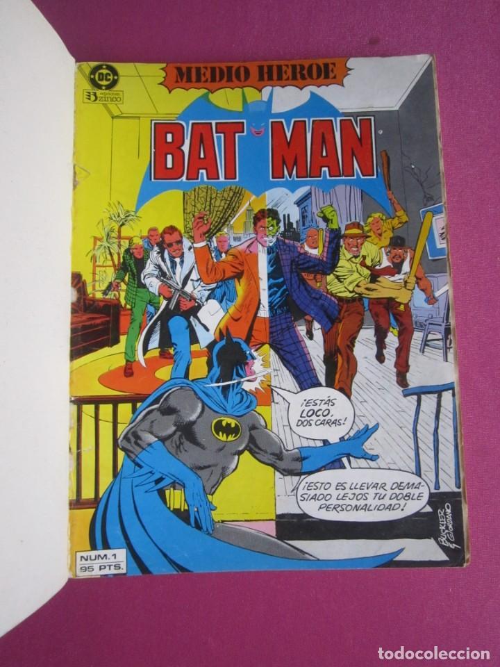 Cómics: BATMAN VOL 1 - 2 3 4 5 TOMO EDITORIAL ZINCO C143 - Foto 7 - 288474423