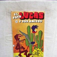 Cómics: EL PATO LUCAS Y SUS AMIGOS ( DEL 16 AL 19 ). Lote 288543298