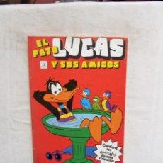 Cómics: EL PATO LUCAS Y SUS AMIGOS ( DEL 11 AL 15 ). Lote 288544703